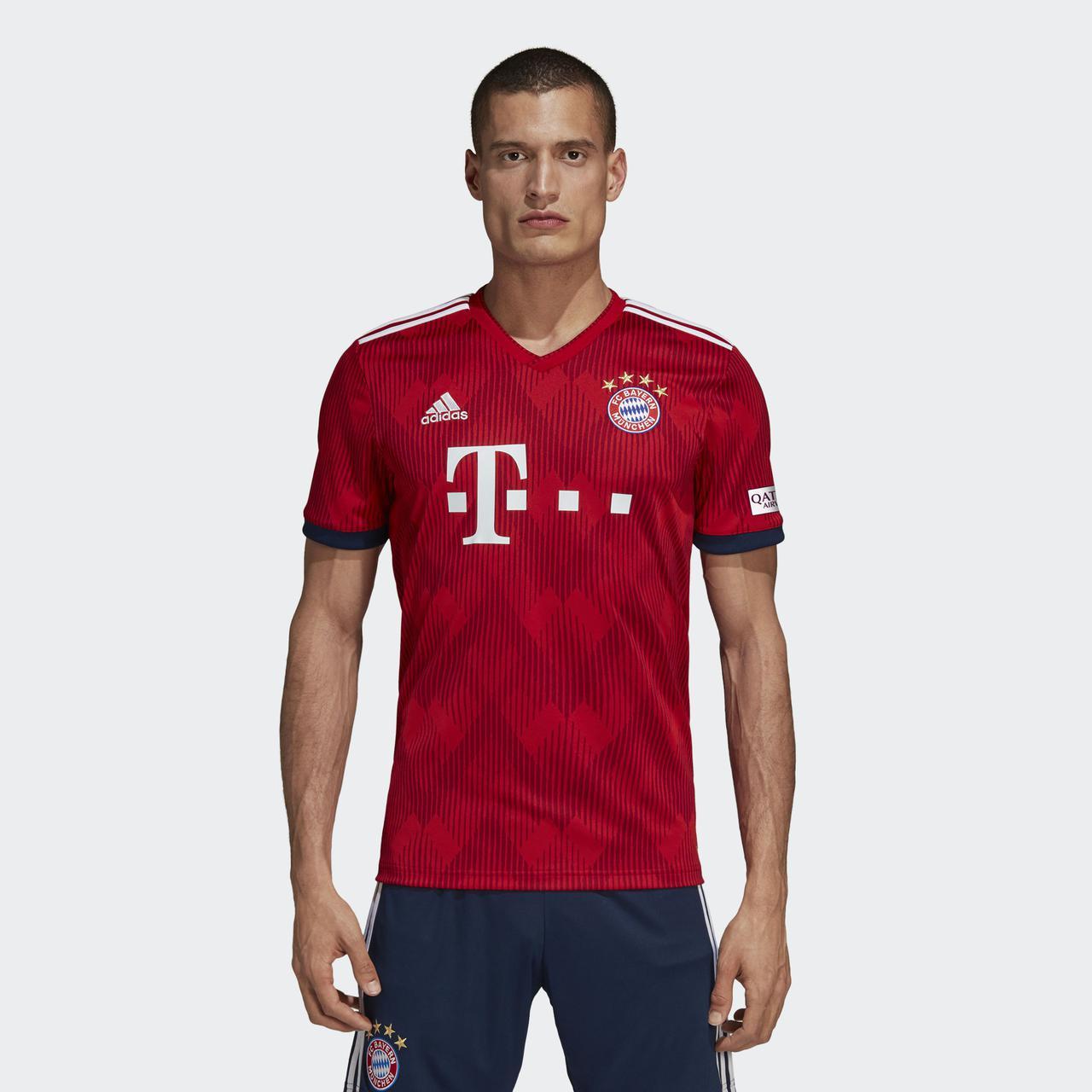 Домашняя игровая футболка Бавария Мюнхен, фото 1