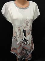 Молодежные ночные рубашки с рисунком., фото 1