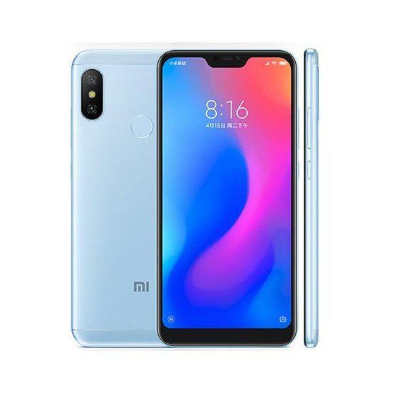 Смартфон Xiaomi Mi A2 lite 4/64GB Blue Global Version