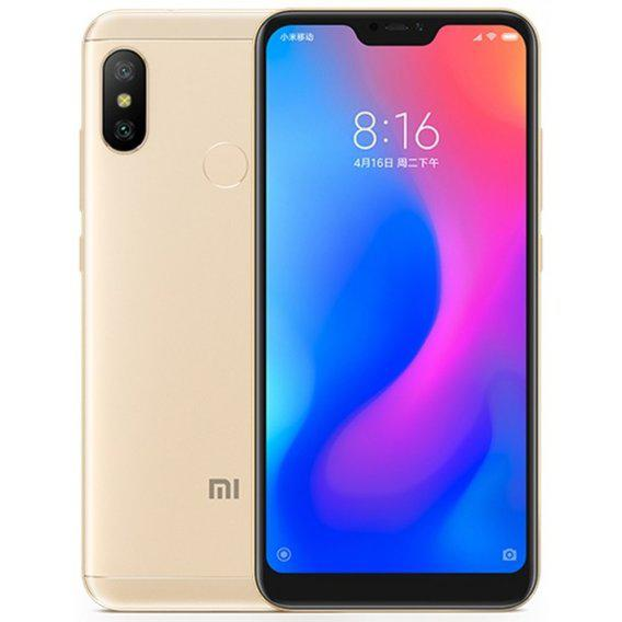 Смартфон Xiaomi Mi A2 lite 4/64GB Gold Global Version