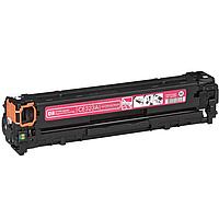 Картридж HP 128A Magenta CE323A для принтера LaserJet Pro CP1525n, CP1525nw, CM1415fn, CM1415fnw совместимый
