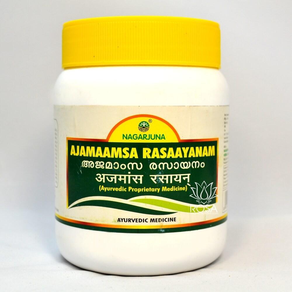 Аджамамса Расаяна (Ajamaamsa Rasaayanam, Nagarjuna) тоник для спортсменов, 500 грамм
