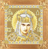 АР 1016 Св. Ольга. Схема на ткани для вышивания бисером