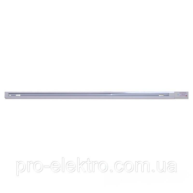 Аксессуары для трековых светильников EH-RT-0002 Рельса белая 2м