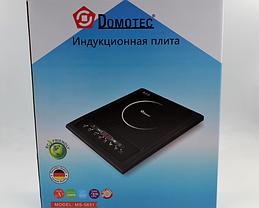 Индукционная настольная электроплита Domotec MS-5831 (2000W) , фото 2