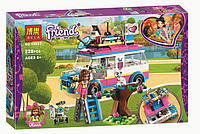Конструктор Bela Friends 10853 Передвижная научная лаборатория Оливии (аналог Lego Friends 41333) 228 деталей, фото 1