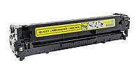 Картридж HP 128A CE322A Yellow  для принтера LaserJet Pro CP1525n, CP1525nw, CM1415fn, CM1415fnw совместимый