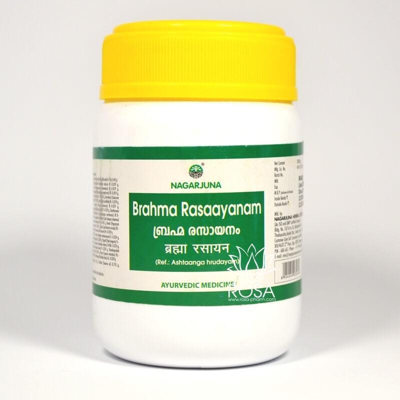 Брахма Расаяна эликсир молодости (Brahma Rasaayanam, Nagarjuna), 300 грамм