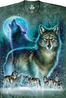 Футболки Liquid Blue WOLF MOON  11424