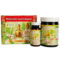 Махариши Амрит Калаш, 60 таблеток + паста 600 грамм