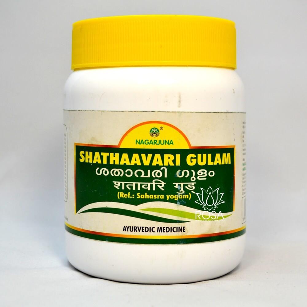 Шатавари Гулам аюрведический джем (Shataavari Gulam, Nagarjuna)