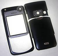Корпус Nokia 6680 панели чёрный High Copy