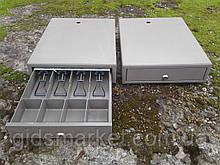 Денежный ящик б/у, ящик для хранения денег б у, выездной ящик для денег бу