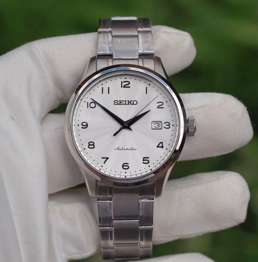Часы Seiko SRPC17K1 Automatic 4R35