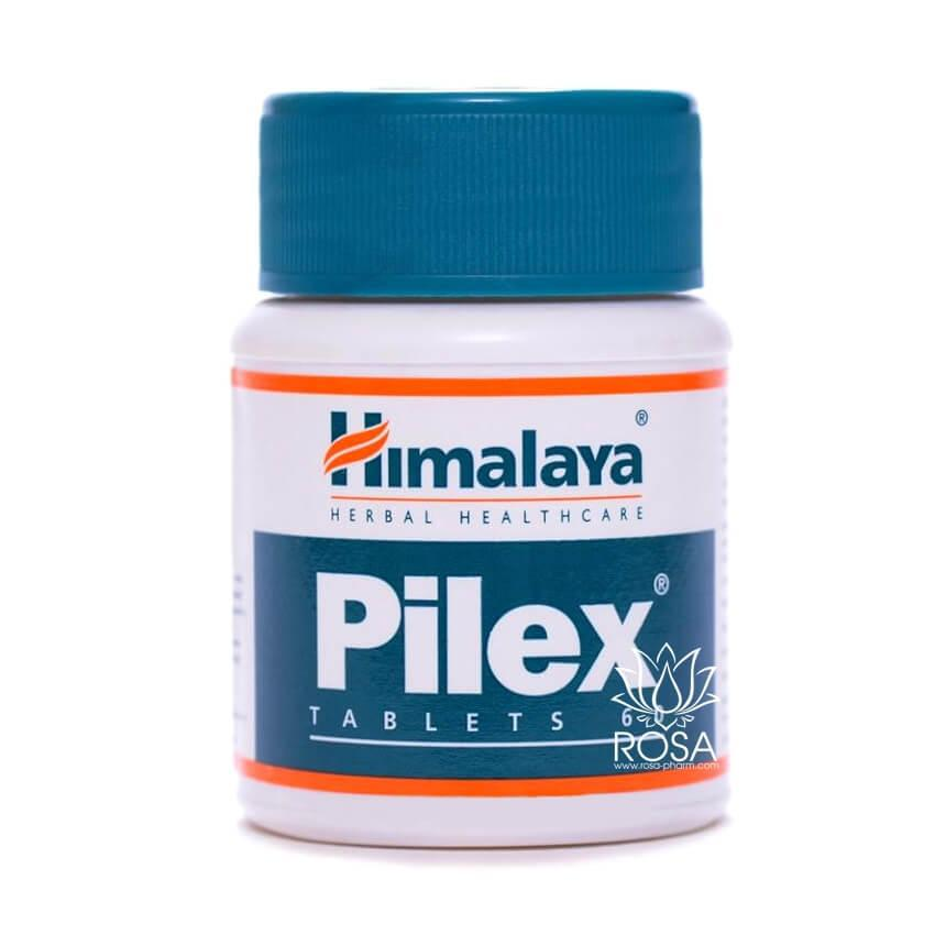 Пайлекс (Pilex Tablets, Himalaya) варикозное расширение вен, геморрой, проктит