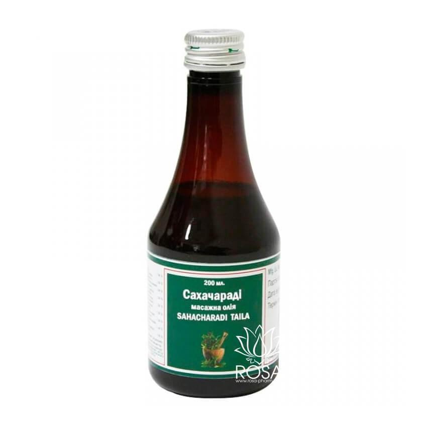 Сахачаради Таил (Sahacharadi Taila, Punarvasu) масло от варикозных вен и для молодости кожи