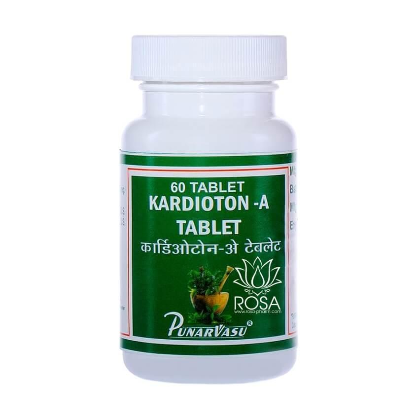 Кардиотон-А (Kardioton-A, Punarvasu) высокоэффективный кардиопротектор