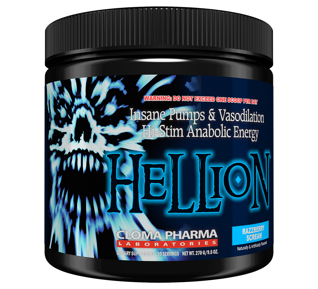 Cloma Pharma Hellion 30 serv. 270 g