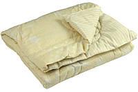 Одеяло детское особо теплое овечья шерсть 140х105 Руно Beige star