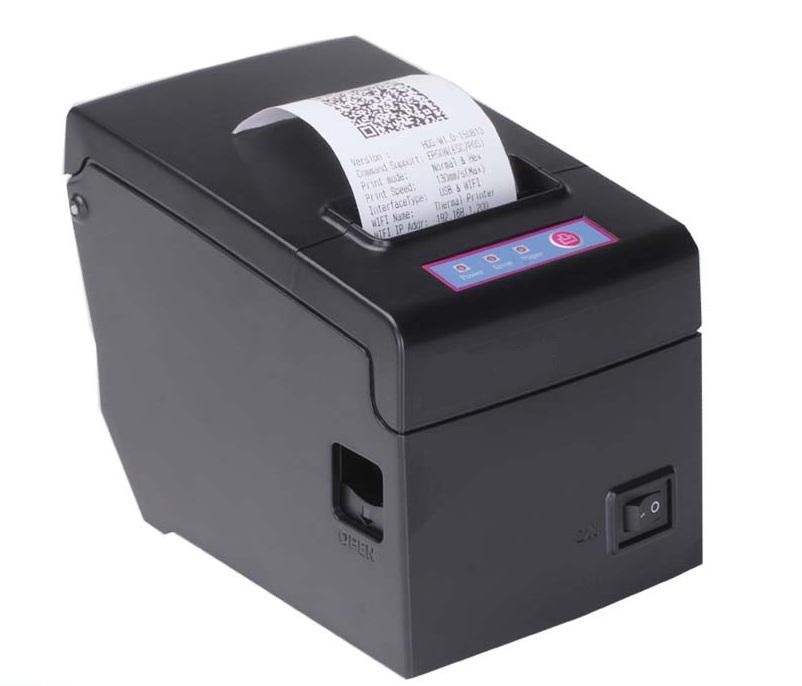 Принтер чеков RTPOS 58, Ethernet