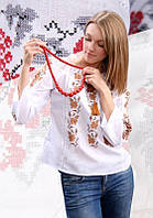 Вышиванка  женская  Лента Роз