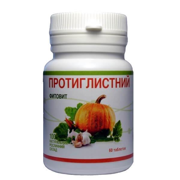 Фитовит-Протиглистовий, 60 таблеток