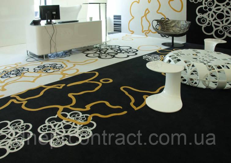 Ковровое покрытие из шерсти Halbmond индивидуальный дизайн 4415
