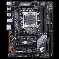 Материнская плата Gigabyte X299 AORUS GAMING (s2066; Intel X299; 4xDDR4 4133, до 64 ГБ; 3xPCI Express 3.0 x16 (x16/x8/x4); ATX) новая