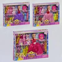 Кукла с нарядами В 385 (48) в коробке