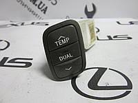 Кнопки управления климатом lexus ls430 (87100-50030 / 87190-50040), фото 1