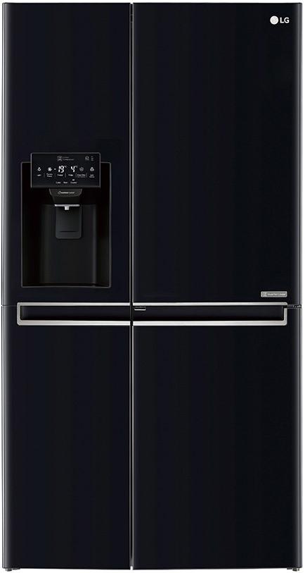 Холодильник  LG GSJ760WBXV [No Frost]