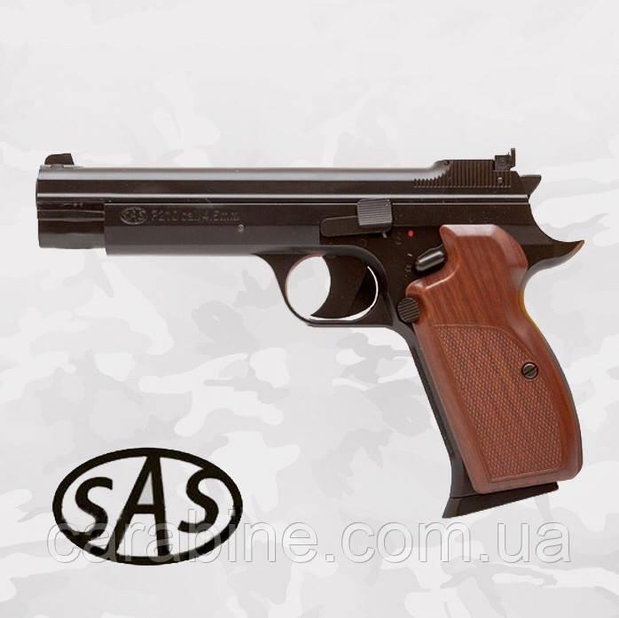 Пневматический пистолет SAS P210 Legend blowback