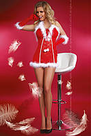 Новогодний игровой костюм Snow Queen LC