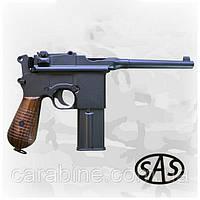 Пневматический пистолет Маузер M712 (Mauser) от SAS KMB18DHN Blowback , фото 1