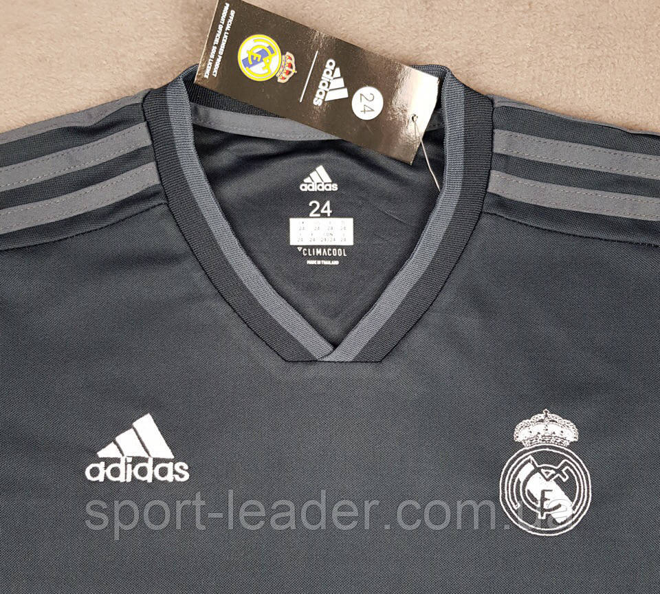 Детская футбольная форма Adidas FC Real Madrid 2018-19  продажа ... b20e4e10e78