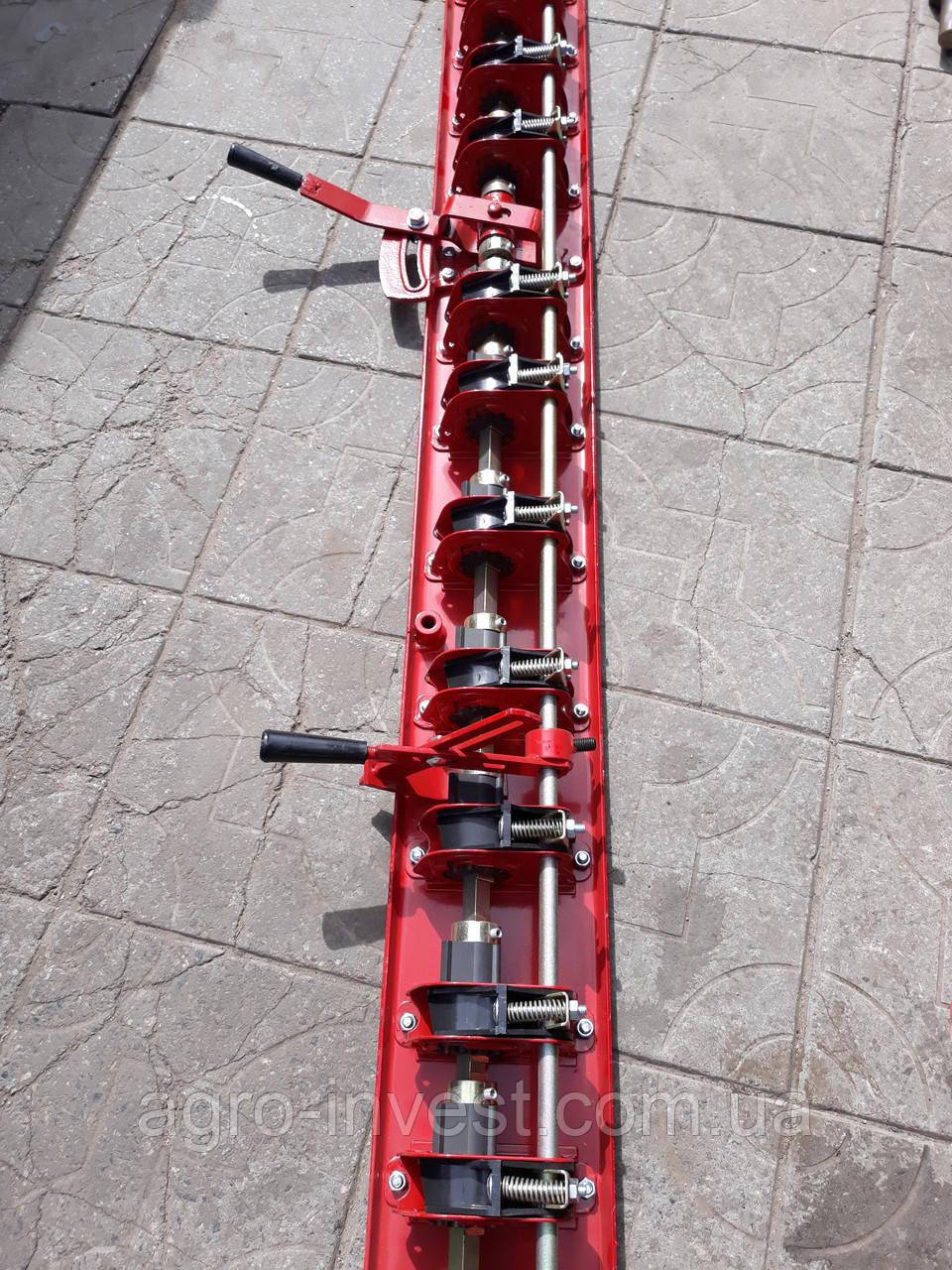 Аппарат высевающий СЗ-3,6А (комплект) в сборе с дном