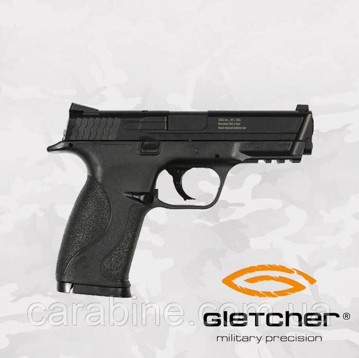 Пневматический пистолет Gletcher SW MP