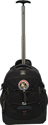 Рюкзак Дорожный на колесах NATIONAL GEOGRAPHIC Explorer N01109, фото 2