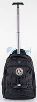 Рюкзак Дорожный на колесах NATIONAL GEOGRAPHIC Explorer N01109, фото 3
