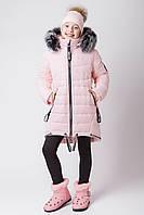 Пальто зимнее для девочек 134,140,146,152,158,164рост