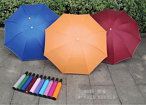 Стильний складаний парасолька Пляшка