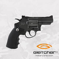 Пневматический револьвер Gletcher SW B25 Smith & Wesson, фото 1