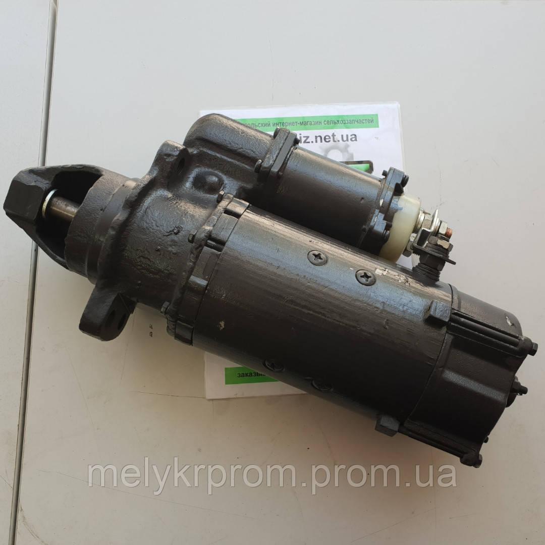 Стартер КамАЗ каталожный СТ142Б2-3708