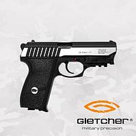 Пневматический пистолет GLETCHER SS P232L BLOWBACK SIG SAUER  с ЛЦУ, фото 1