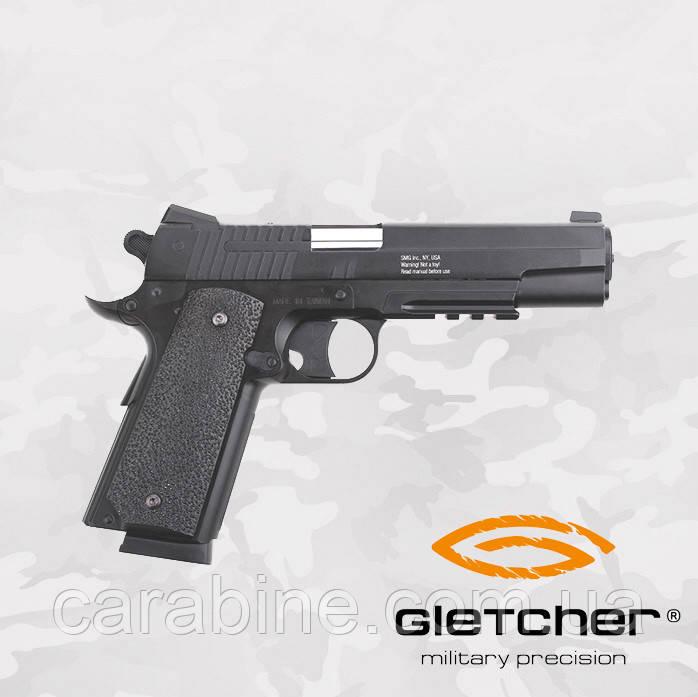 Пневматический пистолет Gletcher SS GSR