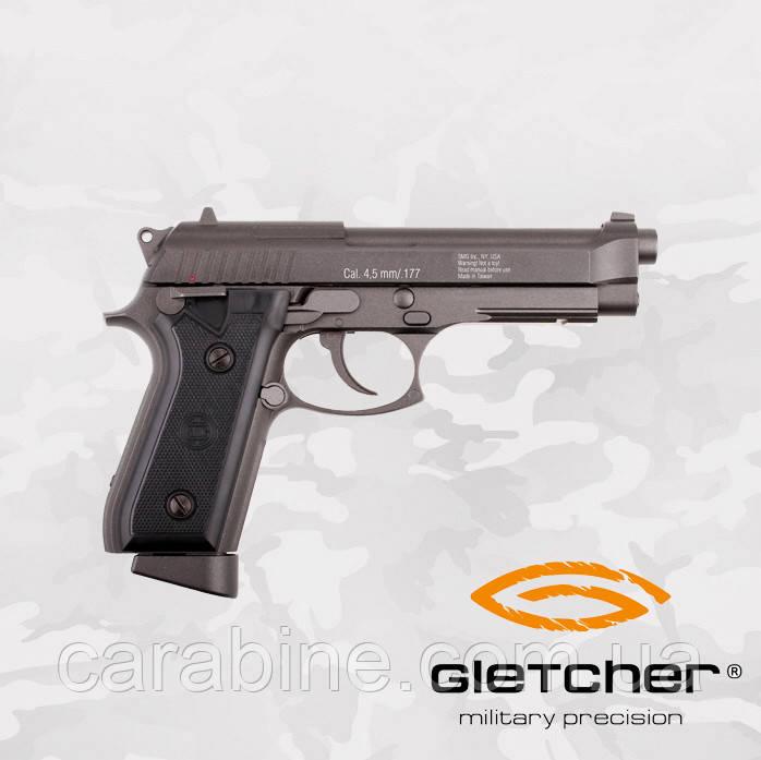 Пневматический пистолет Gletcher BRT 92FS Blowback
