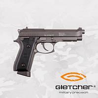 Пневматический пистолет Gletcher BRT 92FS Blowback , фото 1