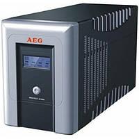 Источник бесперебойного питания AEG Protect A.1000 (6000006437)