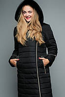 Куртка женская №47 (чёрный)