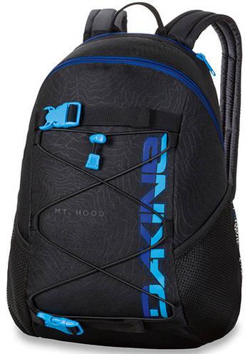 Мужской многофункциональный городской рюкзак Dakine Wonder 15L Glacier 610934866957 черный
